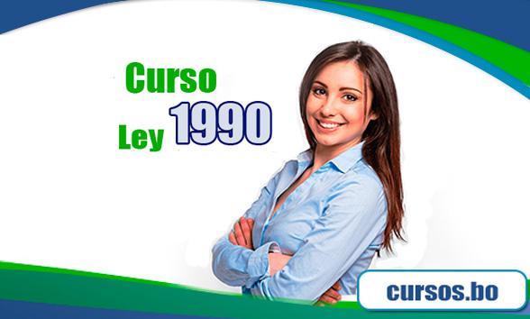 Curso Ley 1990 ADUANAS en La Paz
