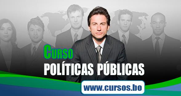 Curso Politicas Publicas en Tarija