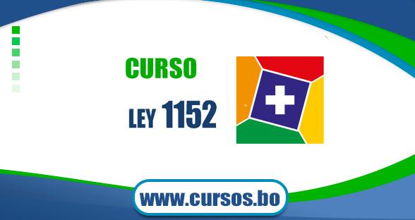 Curso Ley 1152 Sistema Unico de Salud Tarija