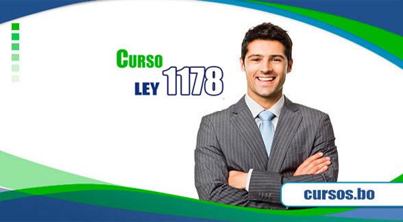 Curso Ley 1178 SAFCO y DS 23318-A en Santa Cruz