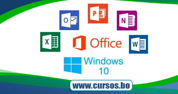 7 Cursos Windows Word Excel PowerPoint Outlook Publisher OneNOTE