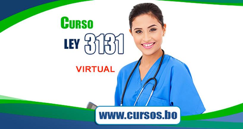 Curso Ley 3131 Y Curso Bioseguridad Virtual