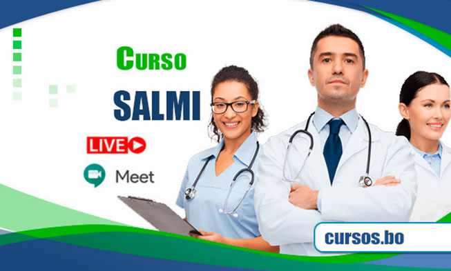 Curso Manejo software de SALUD SALMI On Line(VIVO🔴)